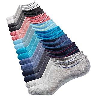 8 Pairs Mens No Show Socks Men Low Cut Socks Men Low Ankle Sock Non Slip Socks for Men Socks Pack