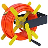 100 Ft. Open Side Steel Air Hose Reel by Harbor Freight Tools