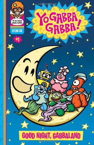 Yo Gabba Gabba: Good Night, Gabbaland (Yo Gabba Gabba! (Board))