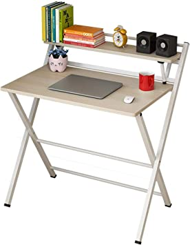 YP Lazy Table- Escritorio Plegable Mesa de Estudio Plegable Simple ...
