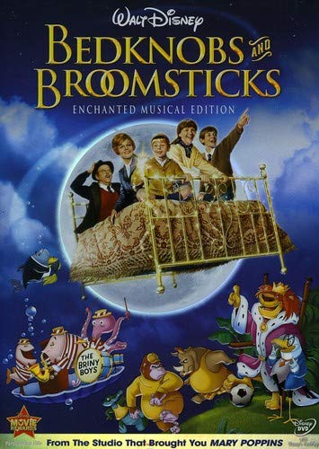 Bedknobs And Broomsticks Special Edition from Buena Vista Home Video