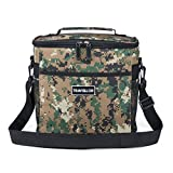 Insulated Bag, KINGSWELL i7602 Lunch Tote Bag Box Cooler Bag...