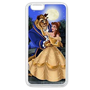 Diy White Soft pc(Hard shell) Disney Cartoon Movie Beauty and The Beast For SamSung Galaxy S5 Mini Case Cover Only fit For SamSung Galaxy S5 Mini Case Cover