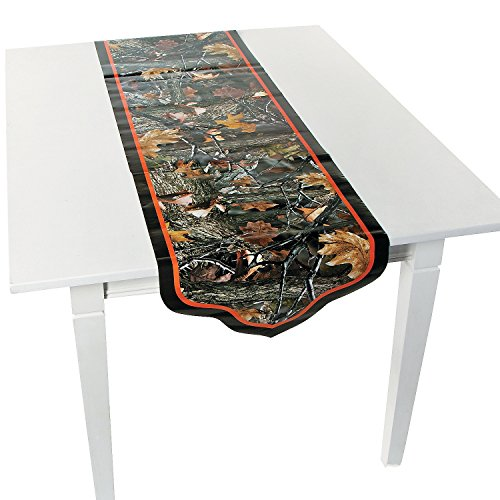 Camouflage Wedding Table Runner 2 pack ()