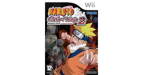 Amazon.com: Naruto Clash of Ninja Revolution 2 European ...