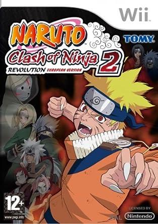 Naruto Clash of Ninja 2 Revolution: Amazon.es: Videojuegos