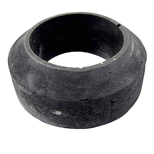 Danco 80864 Tank To Bowl Spud Gasket, For Use With Gerber Toilets, 3-1/8 X 2-1/16 X 1-3/16 In, Rubber, Black