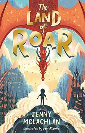 The Land of Roar (English Edition) eBook: Jenny McLachlan ...