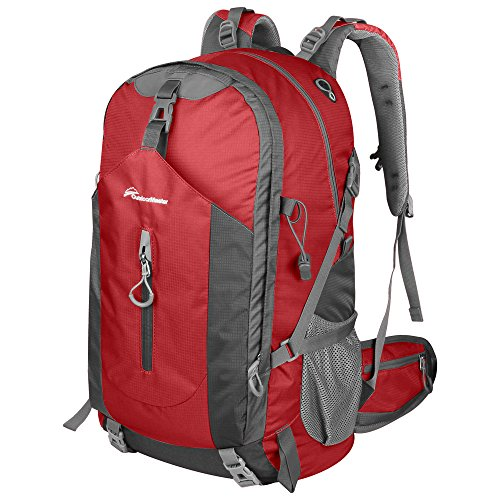 OutdoorMaster Hiking Backpack 50L Compartment