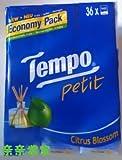 Tempo Pocket Tissues Citrus Blossom X 36pcs Petit by Tempo Pocket Tissues x 36pcs Petit ( NEUTRAL, APPL