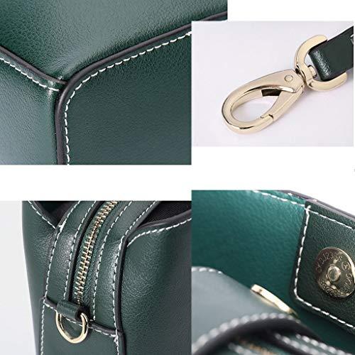 Sac et Lxf20 bandoulière PU petit européenne diagonale américaine mode unie populaire à Caramel bandoulière à sac sac à sac couleur main SrFFdwYq