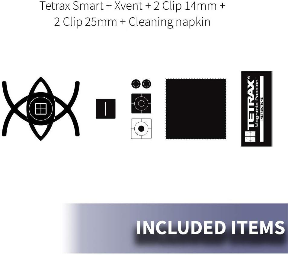 Tetrax Halterung Magnetadapter Smart Bis Zu 5 5 Elektronik