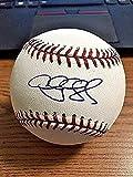 Aubrey Huff Autographed Signed Oml Baseball Devil Rays Orioles Giants Jsa
