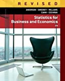 Statistics for Business & Economics, Revised 12th Edition