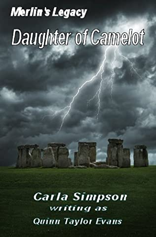 book cover of Daughter of Camelot