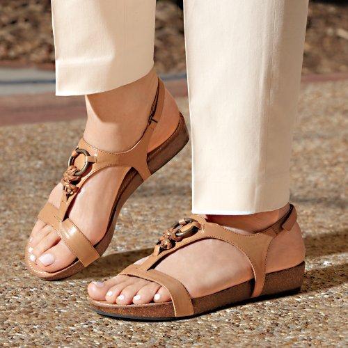 Black 'Cooper' Sandal Me Women's Too TZxIqnYX4