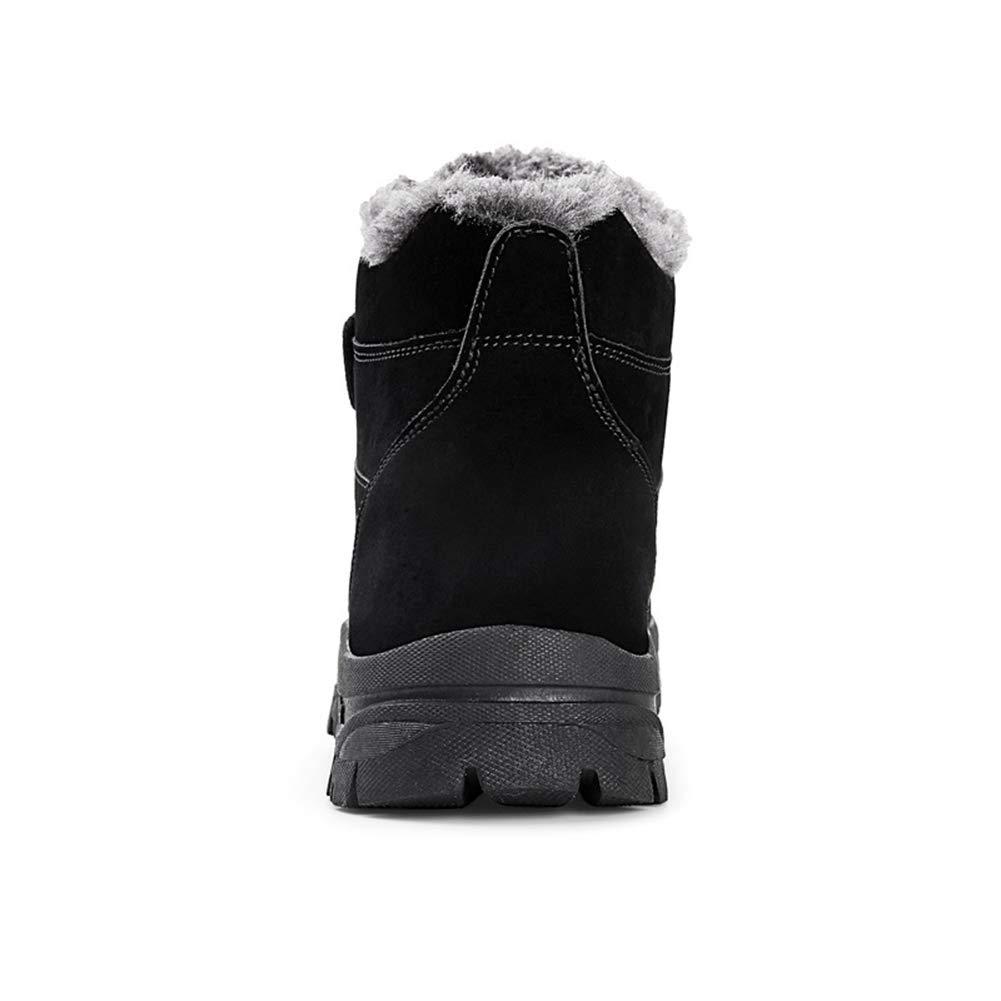 da Comodi Donna, 2018 Inverno I Nuovi Comodi da Amanti da Escursione Scarpe da Trekking Outdoor High-Top Plus Scarpe da Passeggio in Velluto Scarpe Sportive per Anziani Un 48ae79