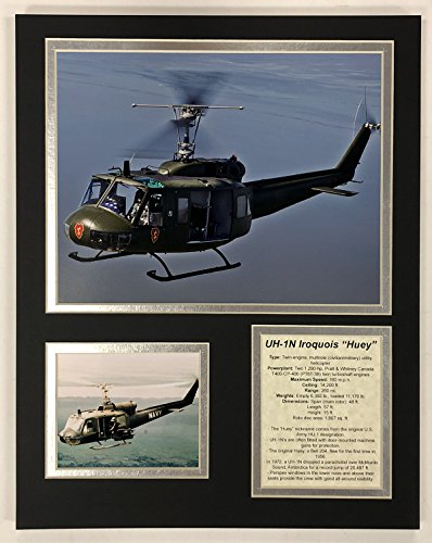 """Legends Never Die UH-1 Iroquois Huey Helicopter - 11"""" for sale  Delivered anywhere in USA"""