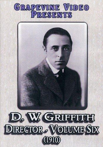 DVD : D.w. Griffith: Director: Volume 6 (Black & White, Silent Movie)