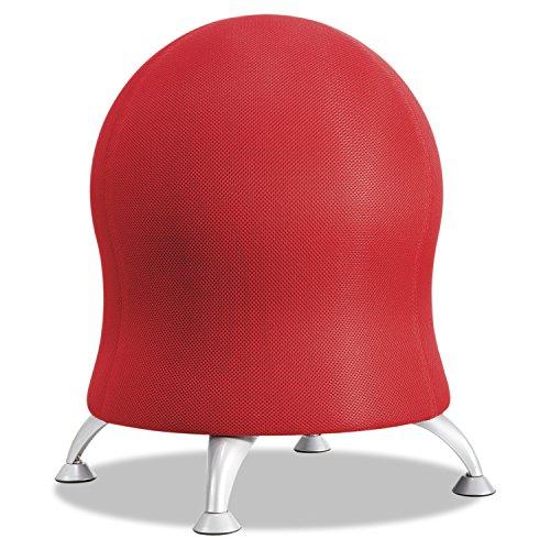 Safco Products 4750CI Zenergy Crimson