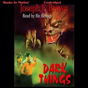 Dark Things Audiobook