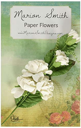 Marion Smith Designs Color Lab White Ink Able Rose Vine
