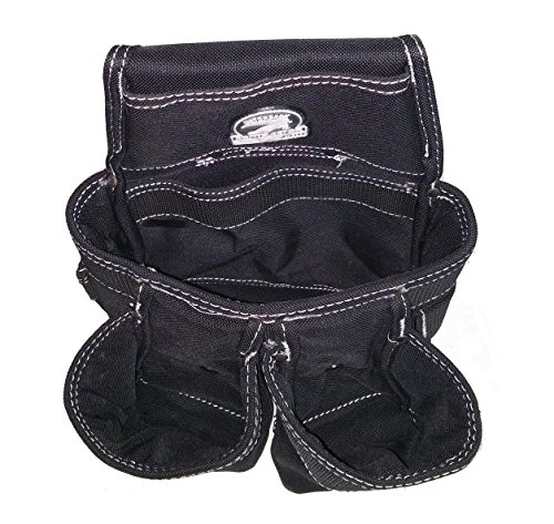 Gatorback Professional Carpenter's Tool Belt Combo w/ Air-Channel Pro Comfort Back Support Belt. (Medium 31-35 Inch Waist) by Gatorback (Image #2)
