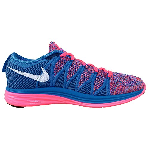 White Nike Bl Bl Flash 602 brv Donna Flyknit da Donna NIKE620658 Pink pht Lunar2 zFZrPwzq