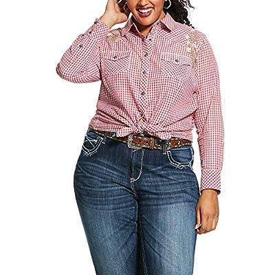 ARIAT Women's Real Lovely Snap Shirt
