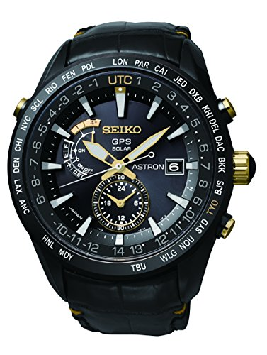 Seiko Watch SAST100G