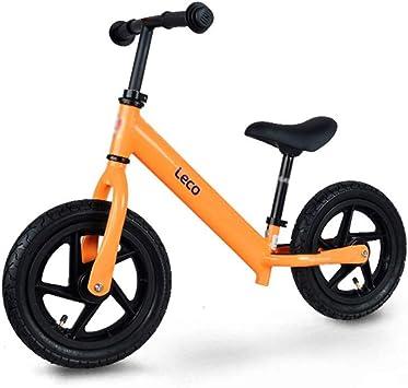 Bicicleta de equilibrio para niños Coche deslizante 2-6 años ...