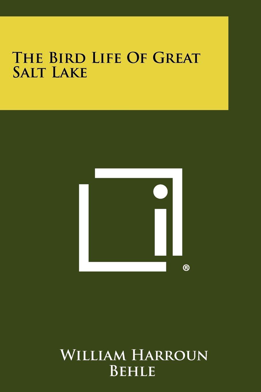 Download The Bird Life Of Great Salt Lake pdf