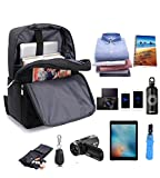 KASOU Laptop Backpack Business Computer Bags with