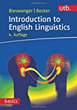 Introduction to English Linguistics (utb basics, Band 2752)
