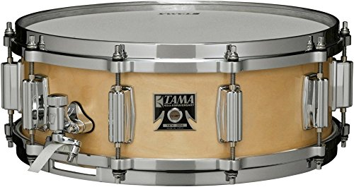 Tama 40th Anniversary Limited Superstar Birch Reissue Snare Super Maple 14x5 by Tama
