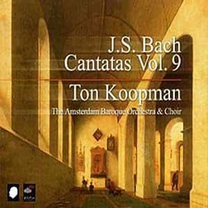 J.S. Bach: Cantatas, Vol. 9