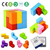 Aitey Magnetic Toys for Kids, Infinity Magnetic Building Blocks, Stress Relief and Kill Time Games for Adult, Magnets Cube Educational Toys Develops Intelligence