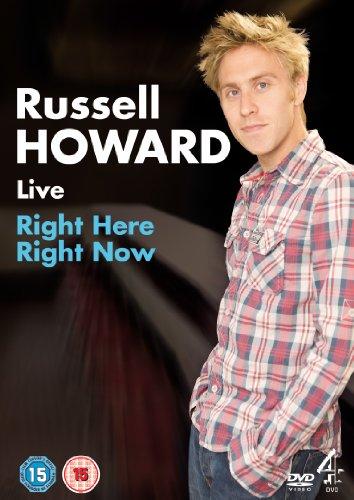 Russell Howard: Prerogative Here Right Now [DVD] [Region 2] [UK Import]