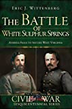 The Battle of White Sulphur Springs:: Averell Fails to Secure West Virginia (Civil War Series)