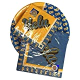 BUNDLE 3 Pack - UCLA OFFICIAL Party Plate Pack - 8 Plates, 20 Large Napkin, 20 Small Napkins - Sons Of Westwood!