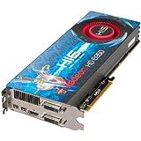 HIS Radeon HD 6950 2 GB (256bit) GDDR5 Eyefinity 2x Mini-DisplayPort HDMI 2x DVI (HDCP) PCI Express X16 2.1 Video Card Retail (RoHS) H695F2G2M