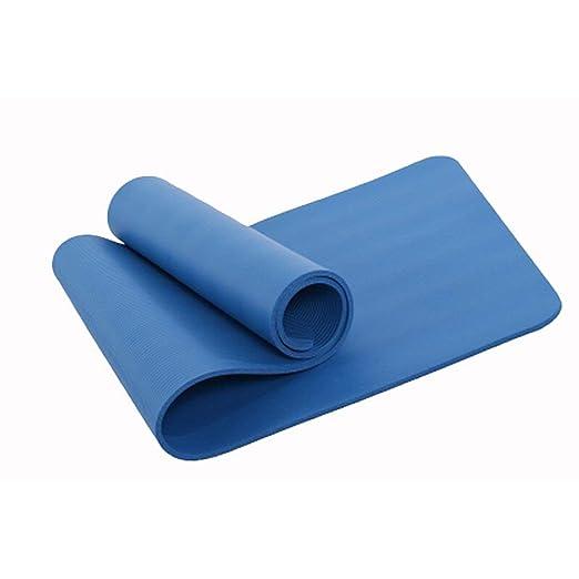ZHAS Colchonetas de Yoga, Espesar Movimiento de 10 mm ...