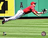 : Mike Trout Los Angeles Angels 2013 MLB Action Photo 8x10 #5