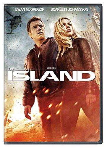 DVD : The Island (Widescreen, AC-3, )