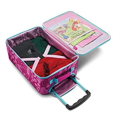 "American Tourister Kids Softside 18"" Upright, Minnie Mouse 1"
