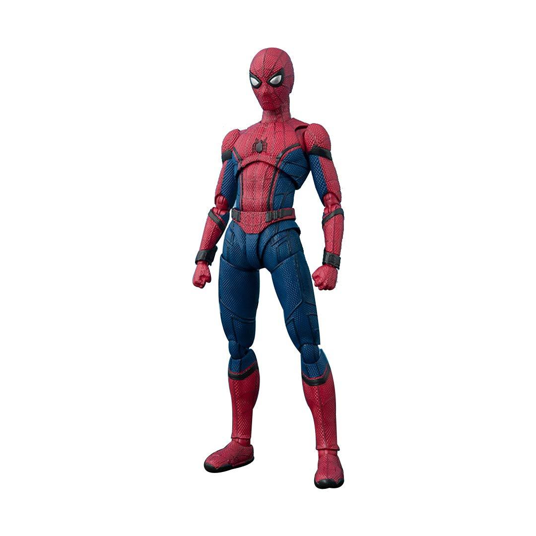 FLYSXP Modello Decorazione Avengers Mano Spiderman Modello Decorazione Regalo di Compleanno Regalo 15 cm Statua del Giocattolo