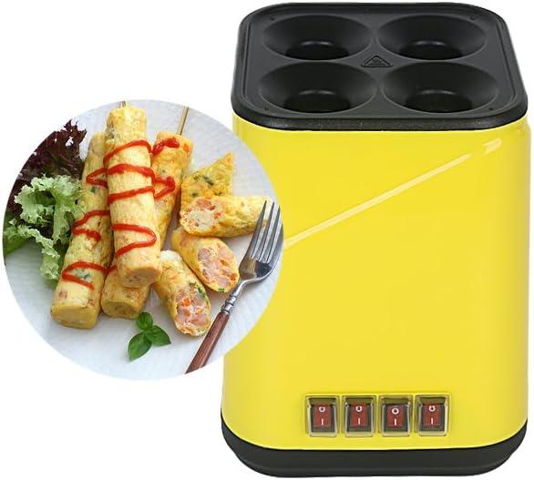 Single Egg Master Egg Roll Boiler Snack Fast Home Electric Egg Cooker Kitchen!