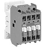 ABB N40E-84 Control Relay, 4NO, 120V AC Coil