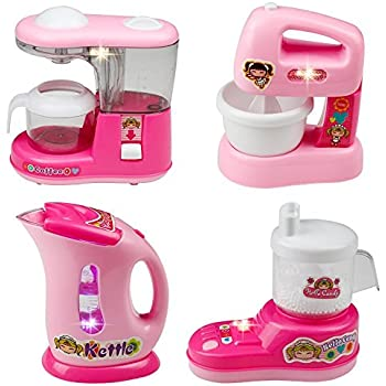 Superior Kids Kitchen Set , Home Mini Appliances, Fajiabao Kitchen Toy Set Household  Appliance Kitchen Play