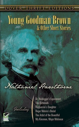 "an analysis of the writing style in my kinsman major molineux by nathaniel hawthorne Nathaniel hawthorne has carefully structured ""my kinsman, major molineux"" to the point where the reader can find several themes and symbols within the story a major theme in the story that ties in with the setting (scenes) in the story is the theme of dark innocence to illuminated knowledge."